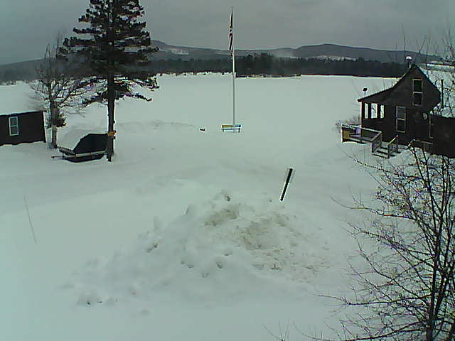 Aziscohos Lake web cam